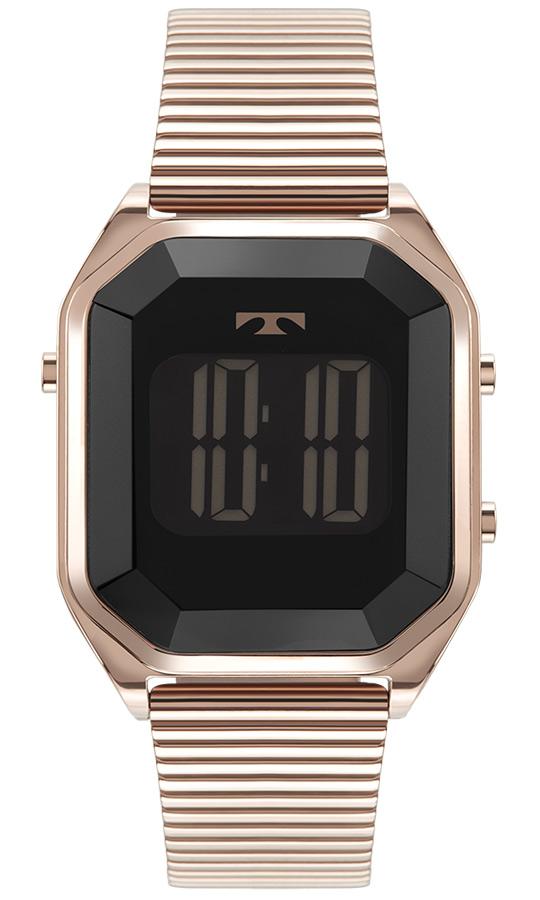 Relógio Feminino Technos Digital Style Rosé BJ3927AM/1P