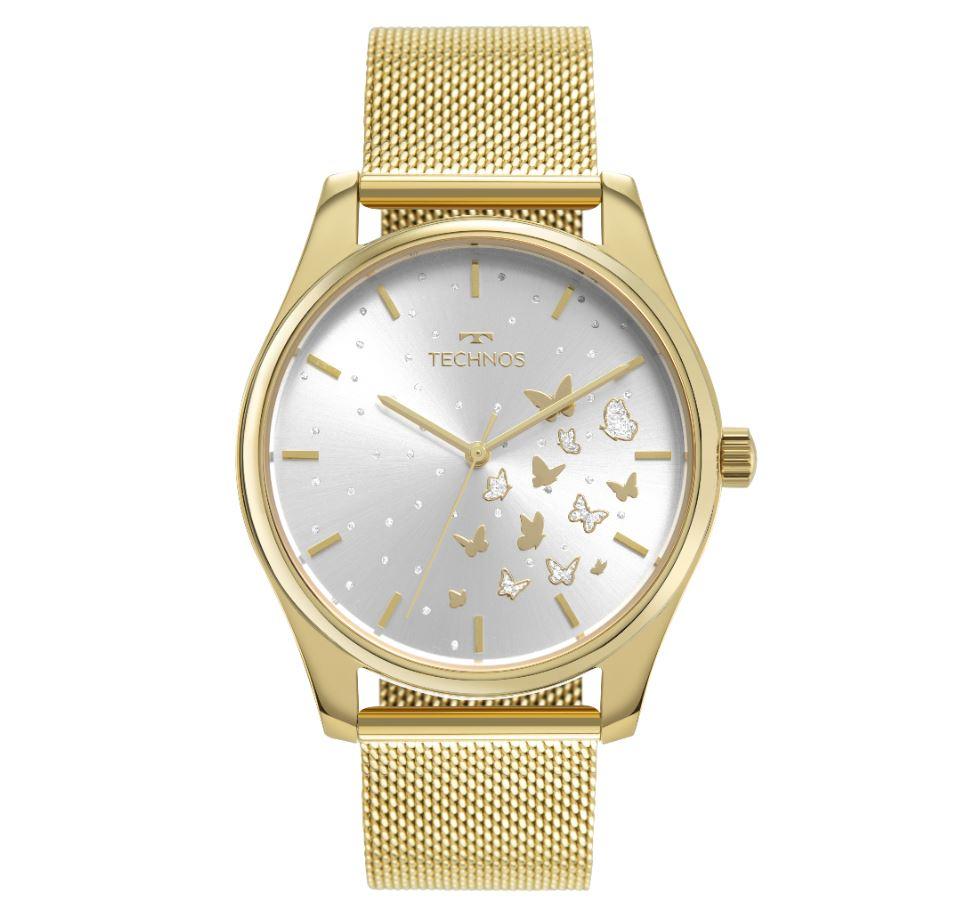 Relógio Feminino Technos Trend 2036MNW/1K