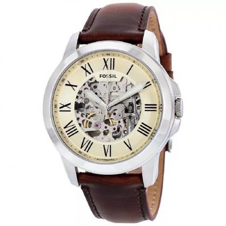 Relógio Fossil Automático Masculino ME3099/0BN