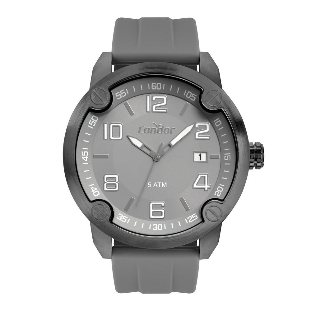 Relógio Masculino Condor Cinza CO2415BS/2C