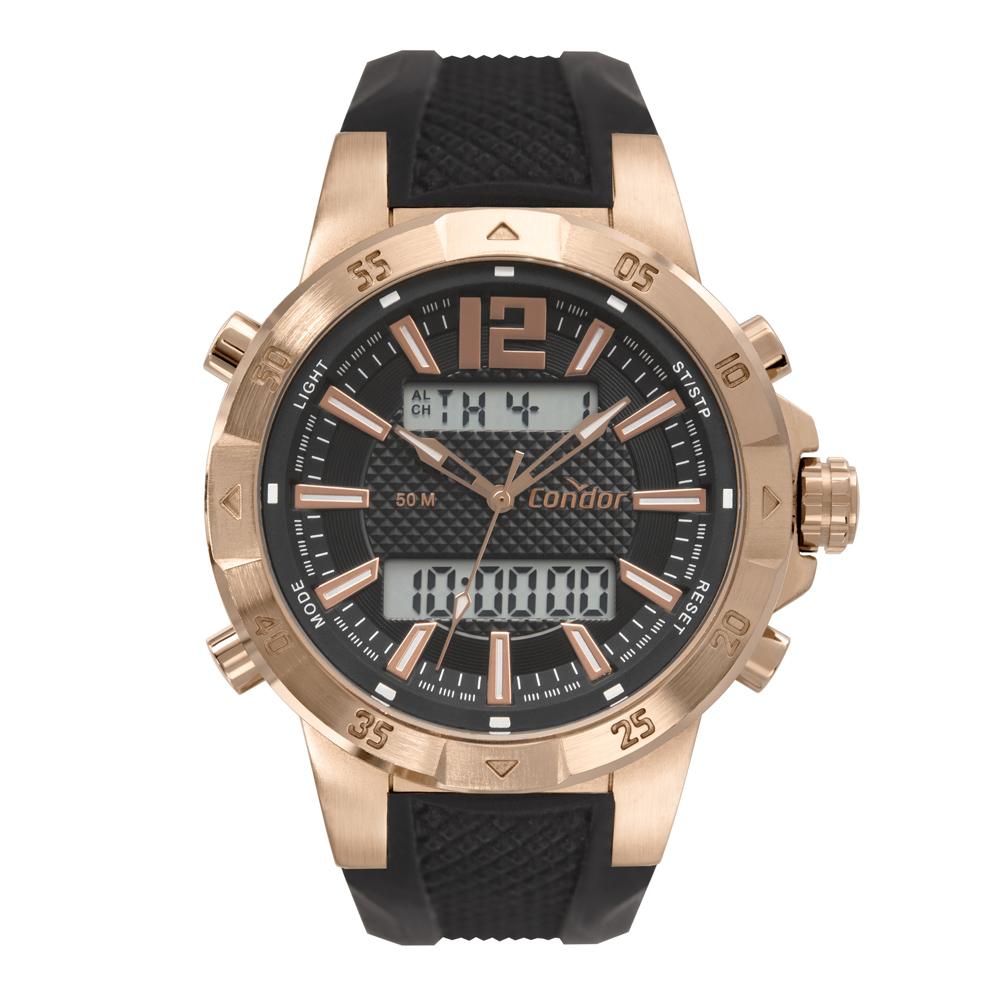 Relógio Masculino Condor Digiana COBJK657AC/4J