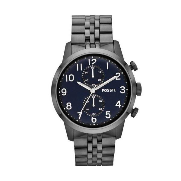 Relógio Masculino Fossil Grafite FS4894/1AN