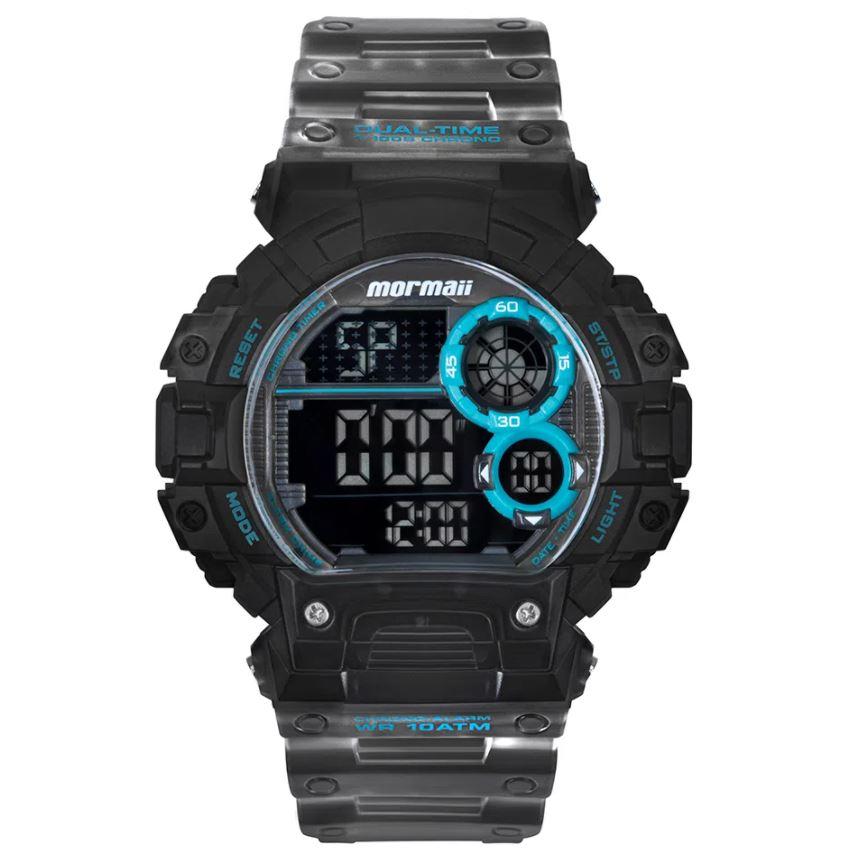 Relógio Masculino Mormaii Action Preto MO13613AD/8A