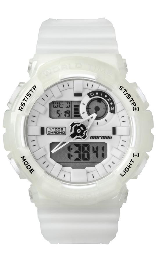 Relógio Masculino Mormaii Action Digiana MO19781AC/8W