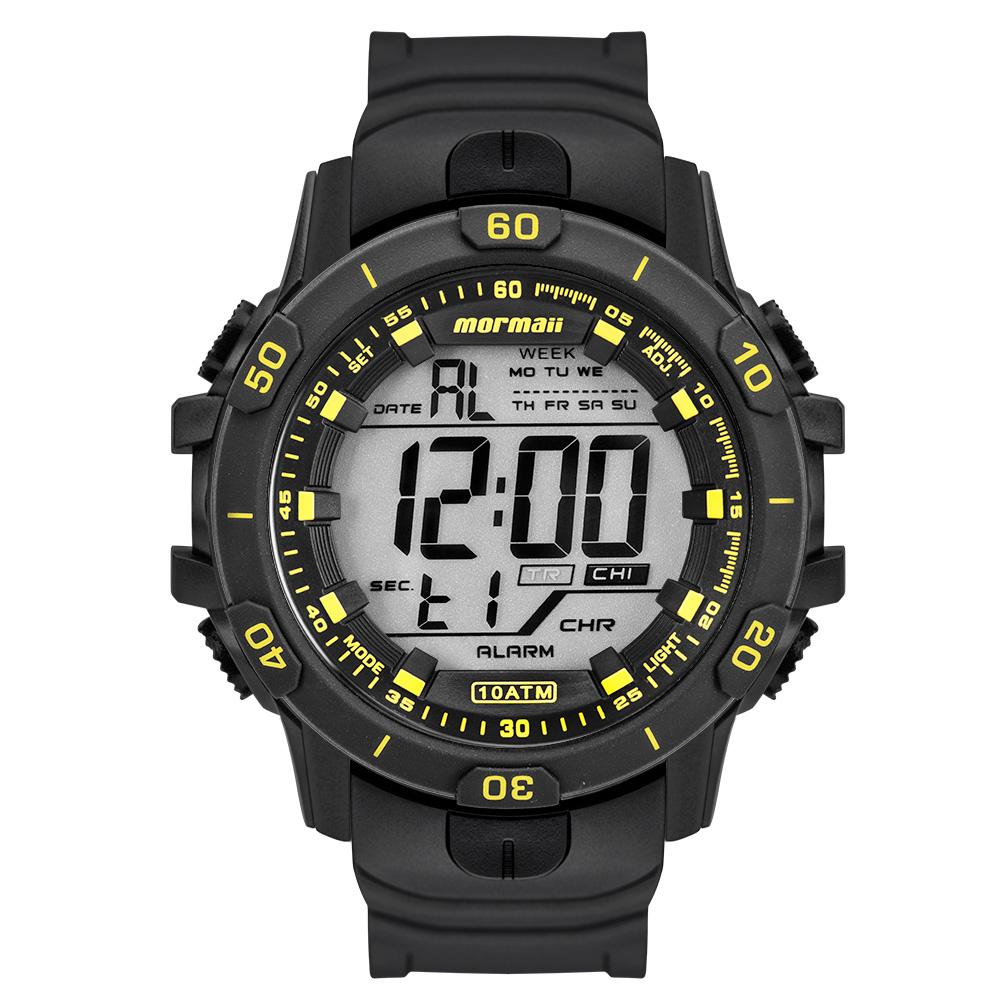 Relógio Masculino Mormaii Digital Action MO3690AA/8Y