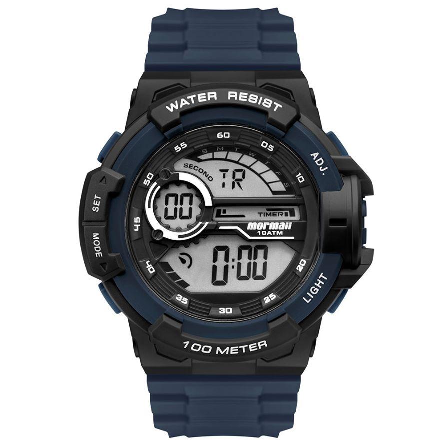 Relógio Masculino Mormaii Wave Azul MO3660AF/8A