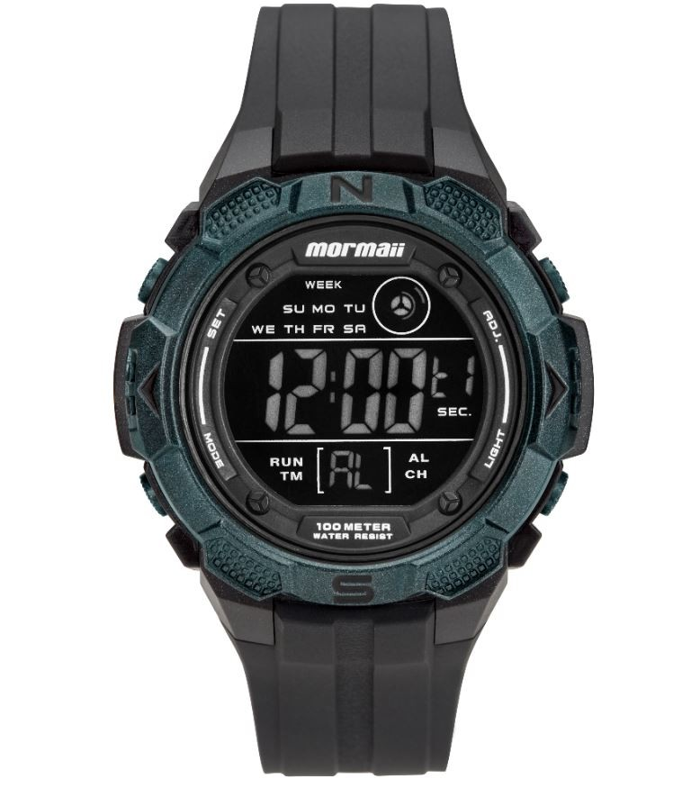 Relógio Masculino Mormaii Wave MO2908AA/8V