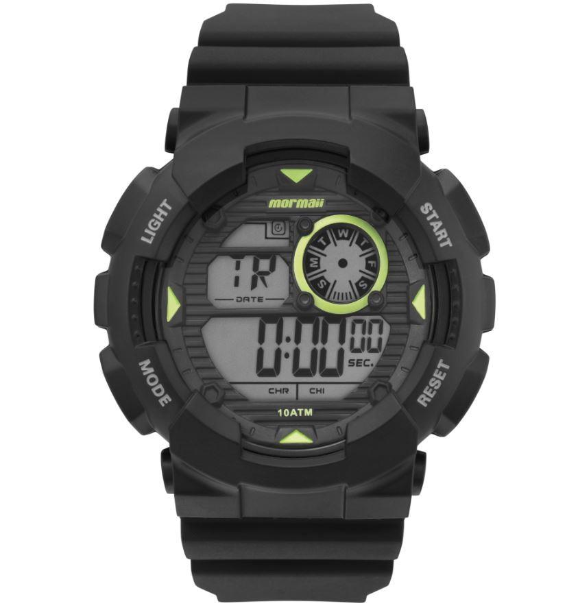 Relógio Masculino Mormaii Wave MO3415/8C