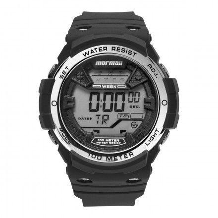Relógio Mormaii Wave Masculino - MO3500B/8K