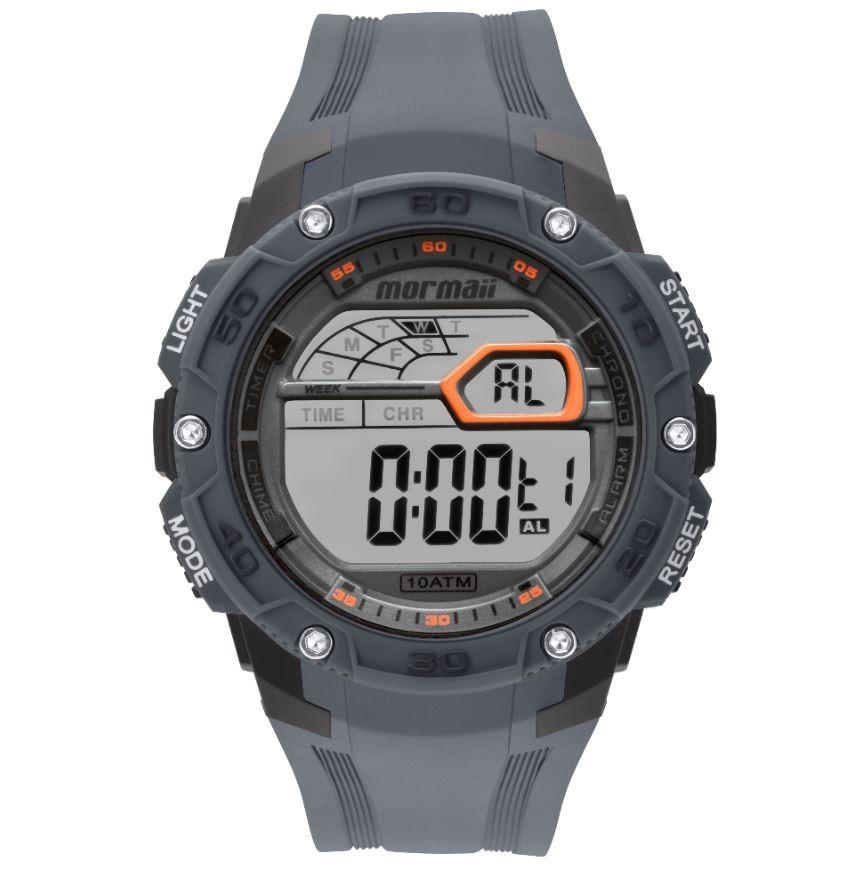 Relógio Masculino Mormaii Wave MO9670AC/8C