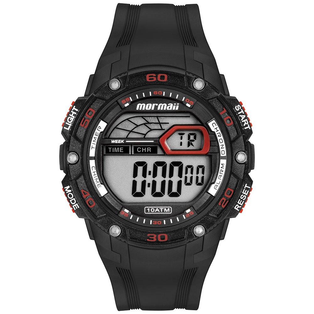 Relógio Masculino Mormaii Wave MO9670AF/8R