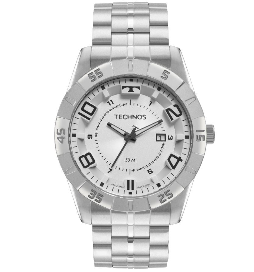 Relógio Masculino Technos 2115MXL/1K