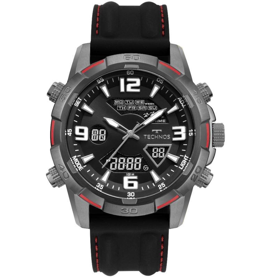 Relógio Masculino Technos Digiana W23305AC/2A