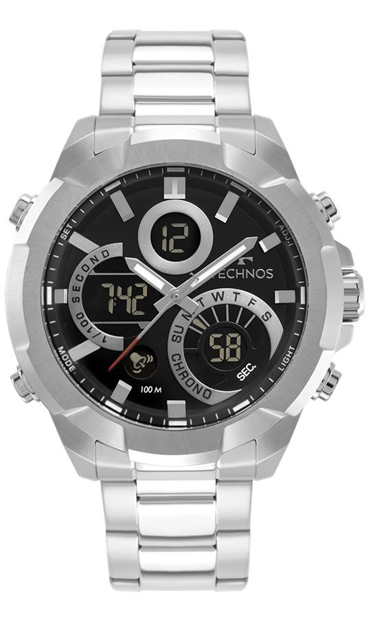 Relógio Masculino Technos Digiana W23721AAC/1P