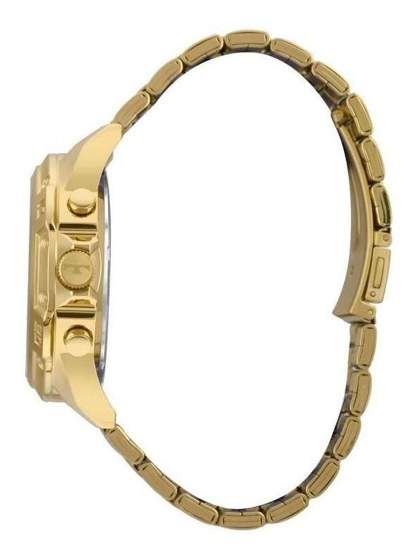 Relógio Masculino Technos Dourado BJ3814AB/1P