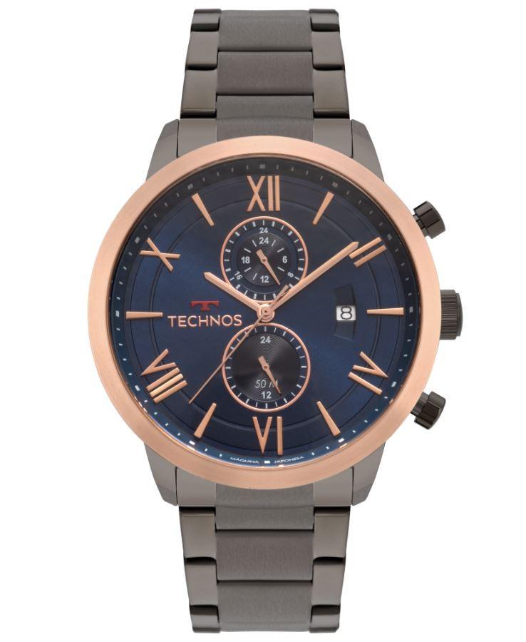 Relógio Masculino Technos Grandtech JP11AC/4A