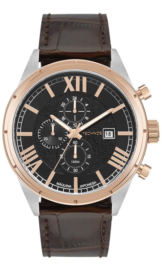 Relógio Masculino Technos Grandtech JS15FU/0P