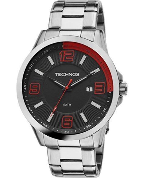 Relógio Masculino Technos Performance Racer 2115KLM/1R