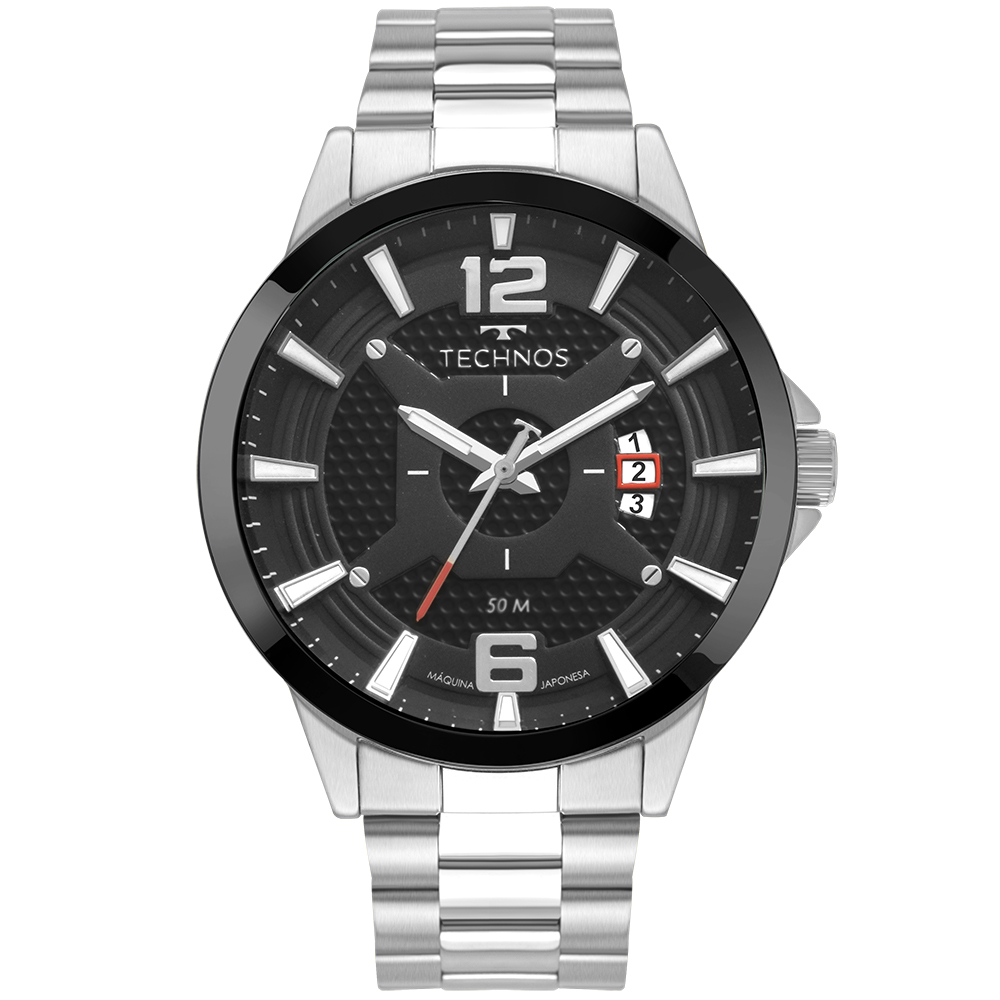 Relógio Masculino Technos Performance Racer 2117LBVS/1P