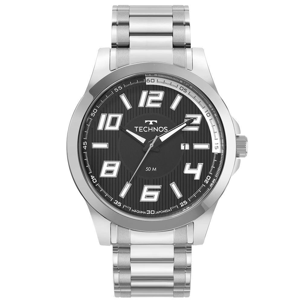 Relógio Masculino Technos Racer 2115KNE/1B