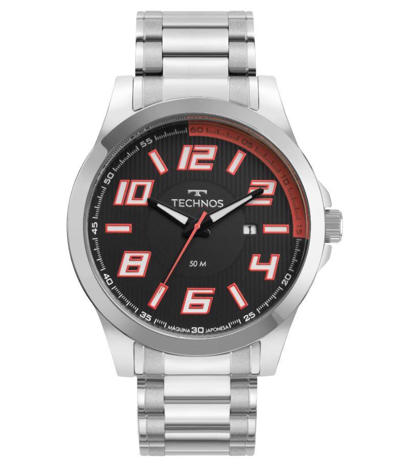 Relógio Masculino Technos Racer 2115KNE/1R