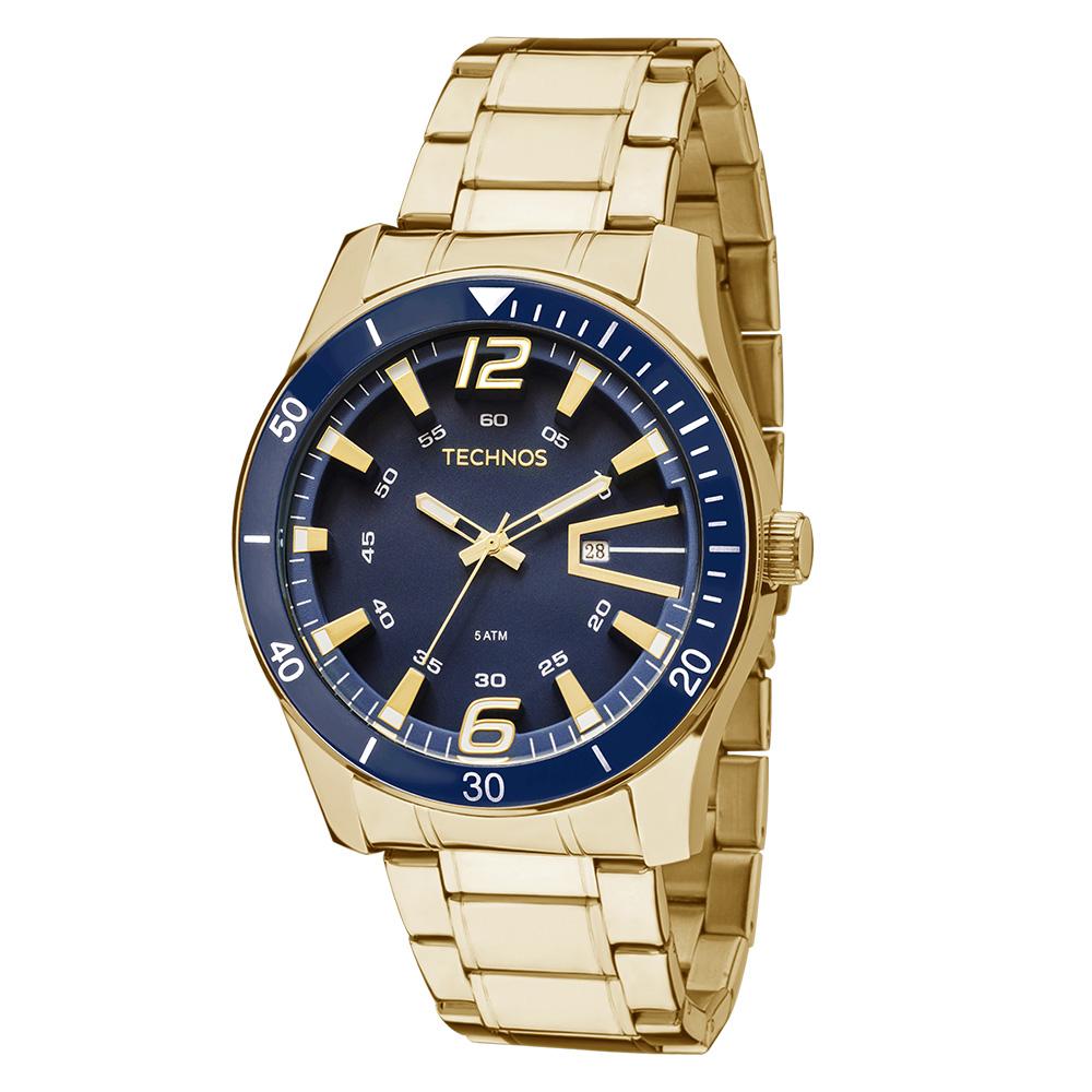 Relógio Masculino Technos Racer 2115LAJS/4A
