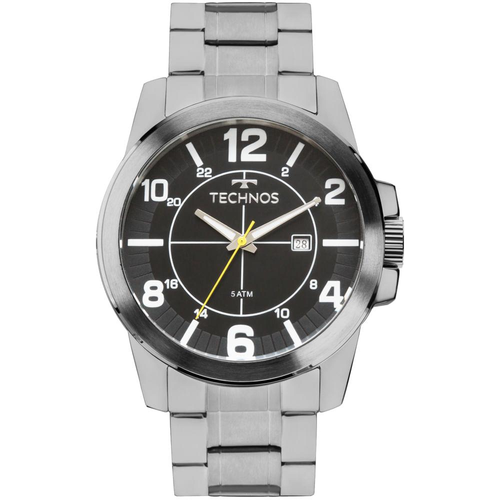 Relógio Masculino Technos Racer 2115MGR/1P