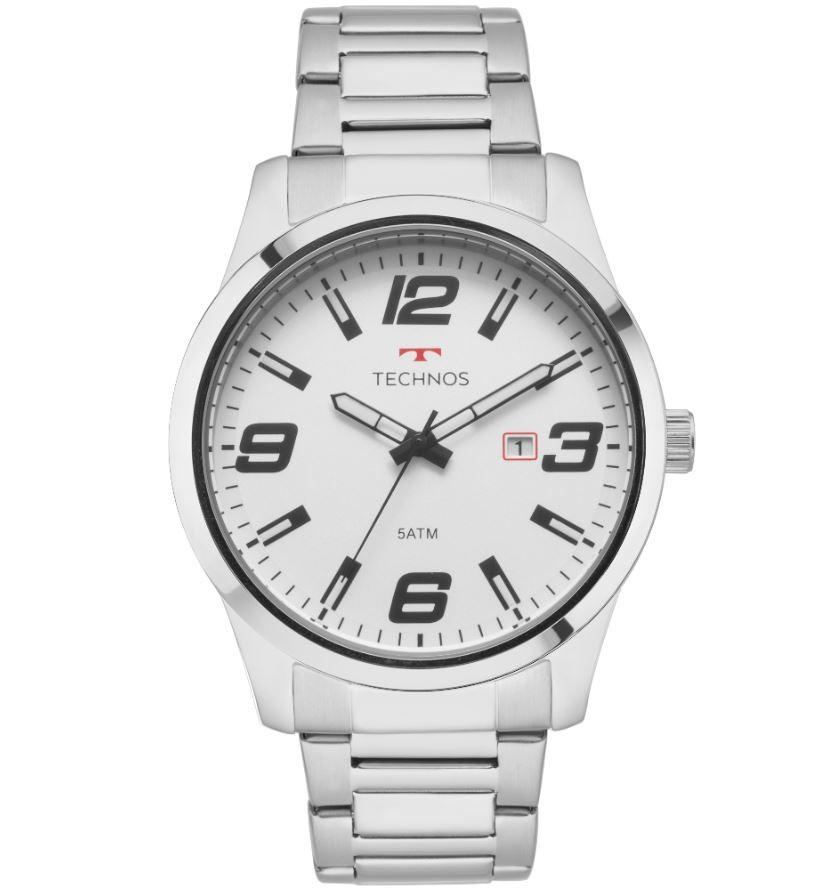 Relógio Masculino Technos Racer 2115MOL/1B
