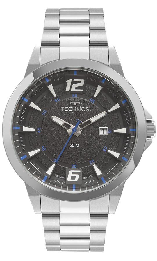 Relógio Masculino Technos Racer 2117LCYS/1A