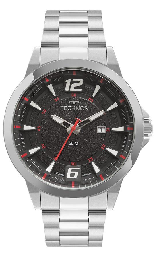 Relógio Masculino Technos Racer 2117LCYS/1R