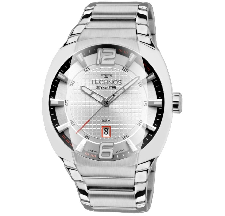 Relógio Masculino Technos Skymaster 2115MWM/1K