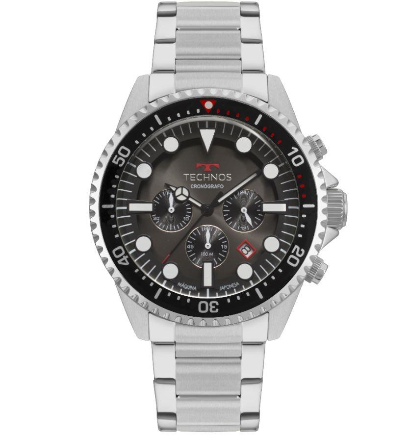 Relógio Masculino Technos Skymaster JS25CB/1P