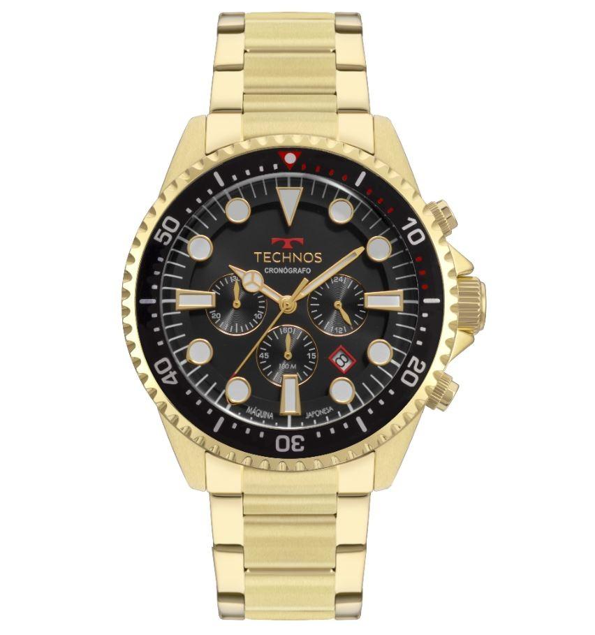 Relógio Masculino Technos Skymaster JS25CD/4C