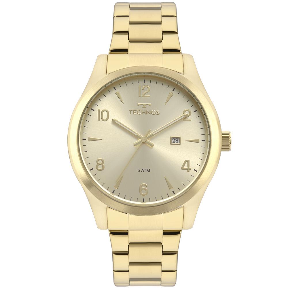 Relógio Masculino Technos Steel 2115MRCS/4X