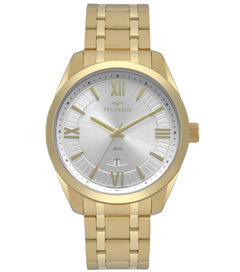 Relógio Masculino Technos Steel 2115MSN/4X
