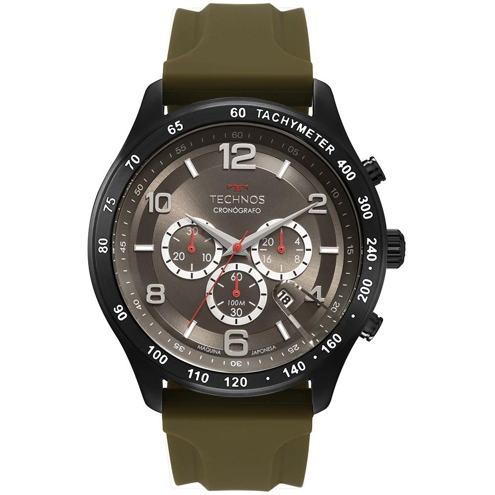 Relógio Masculino Technos Verde JS25CI/8C