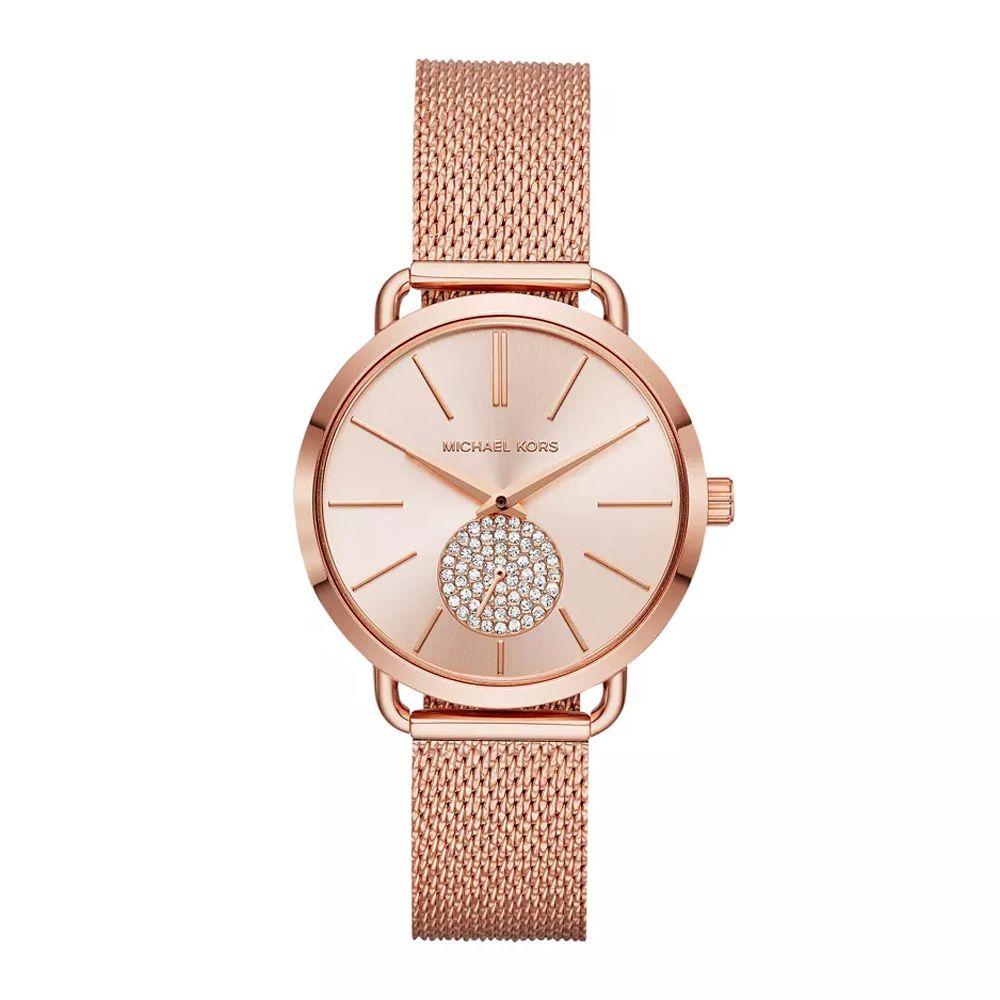 Relógio Michael Kors Essential Portia Feminino MK3845/1JN