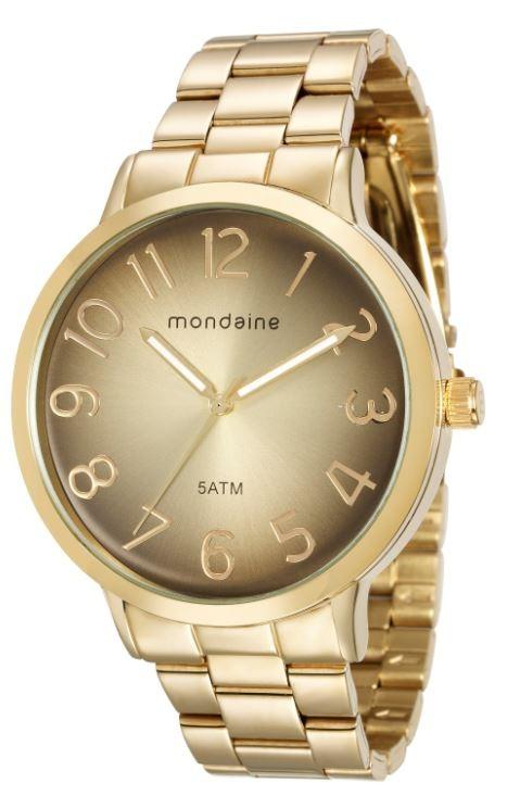 Relógio Mondaine Feminino 76574LPMVDE1