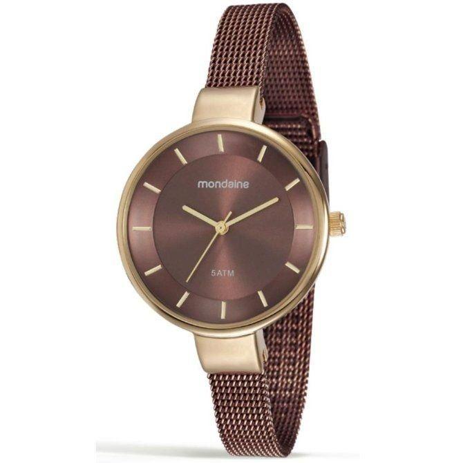 Relógio Mondaine Romance Feminino 76597LPMVAE5