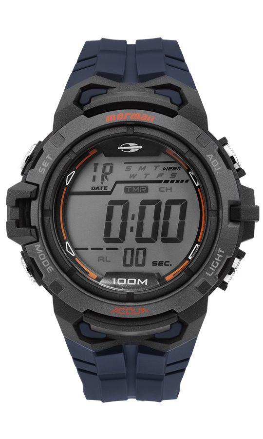 Relógio Mormaii Acqua Masculino MO1147A/8A