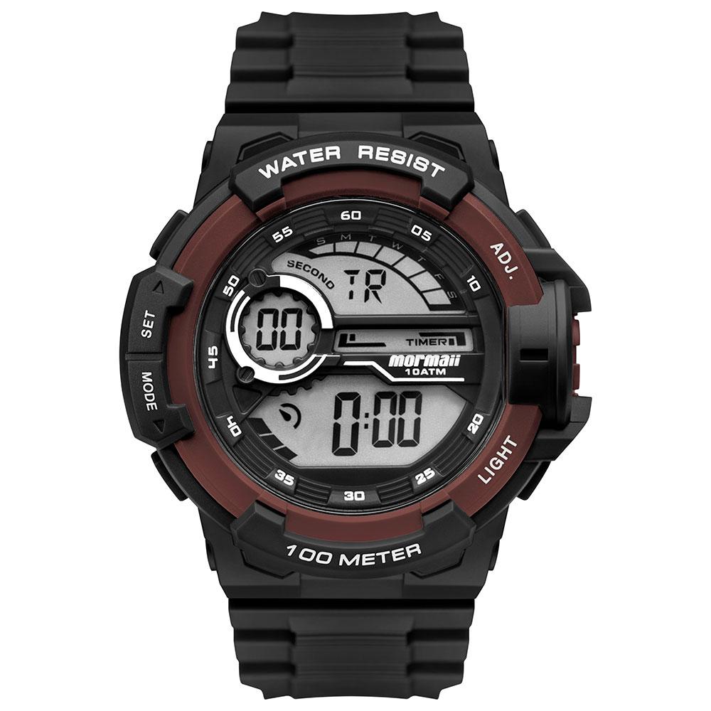 Relógio Mormaii Acqua Wave Masculino MO3660AC/8R