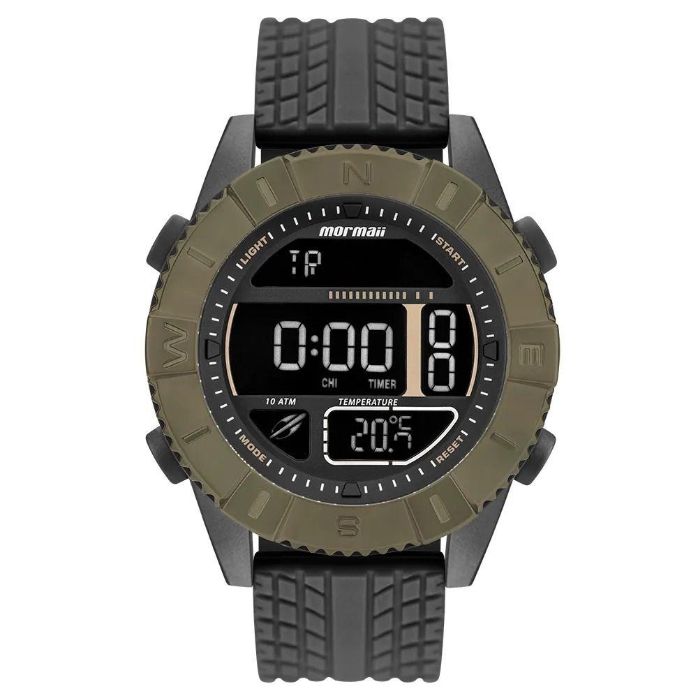 Relógio Mormaii Acquaforce Verde Masculino MO5334AB/8V