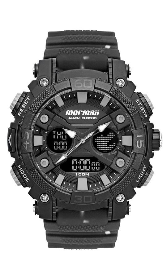 Relógio Mormaii Action Masculino MO12598AA/8P