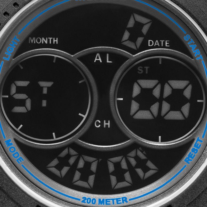 Relógio Mormaii Action Masculino - MOLCDAAA/8A