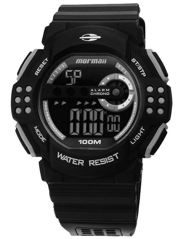 Relógio Mormaii Action Masculino Y11540/8P