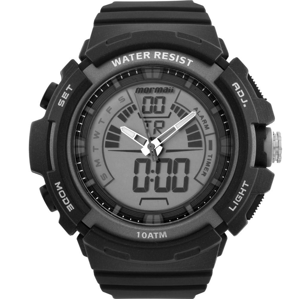 Relógio Mormaii AnaDigi Masculino MOAD08902/8C