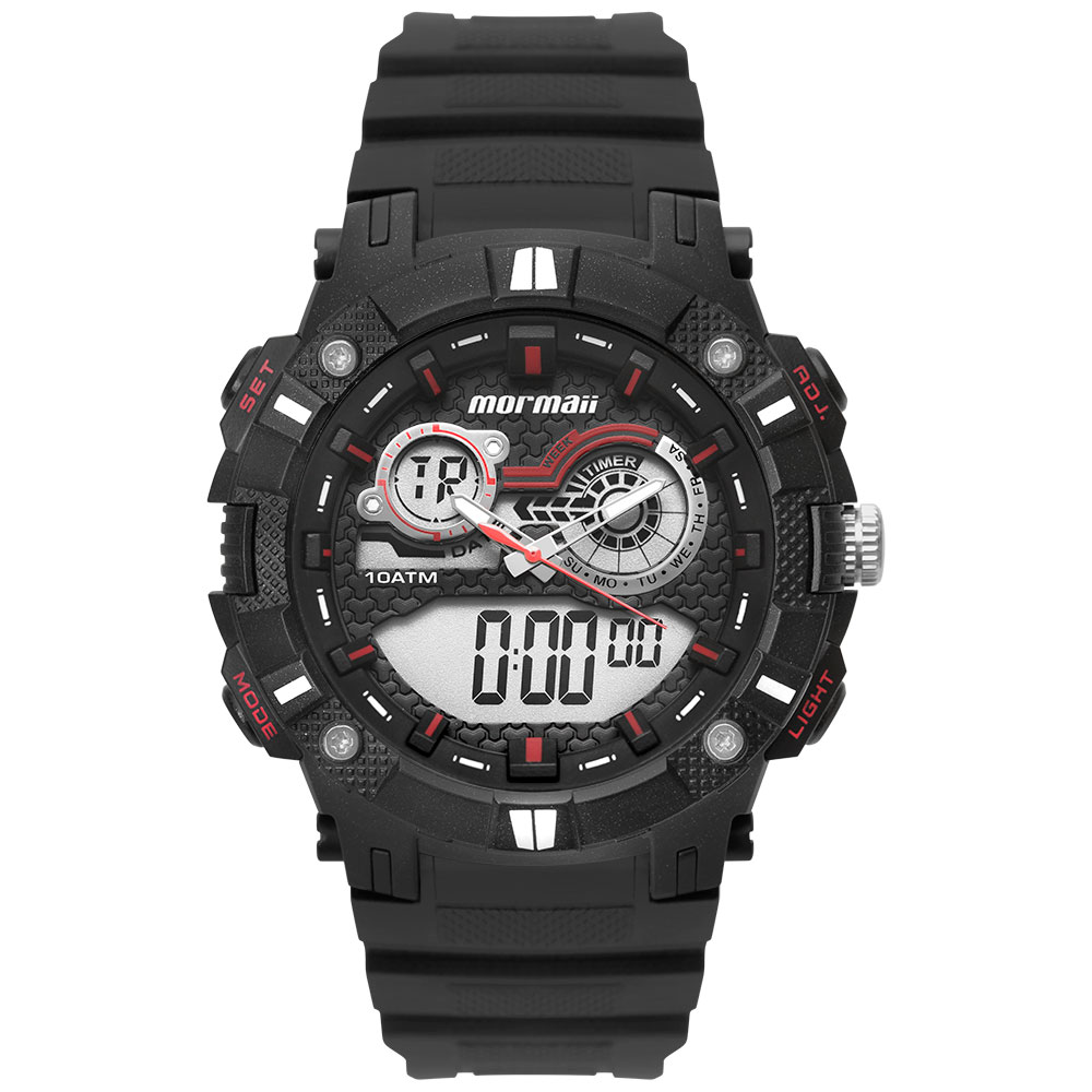 Relógio Mormaii AnaDigi Masculino MOAD3781AA/8R