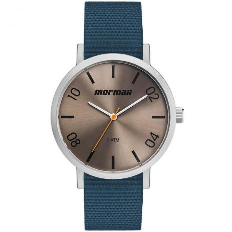 Relógio Mormaii Azul Unissex MO2035KB/0A