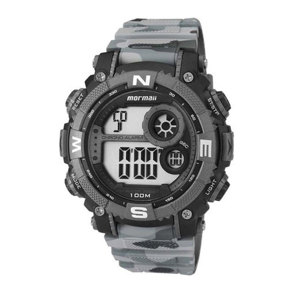 Relógio Mormaii Camuflado Masculino MO12579A/8C