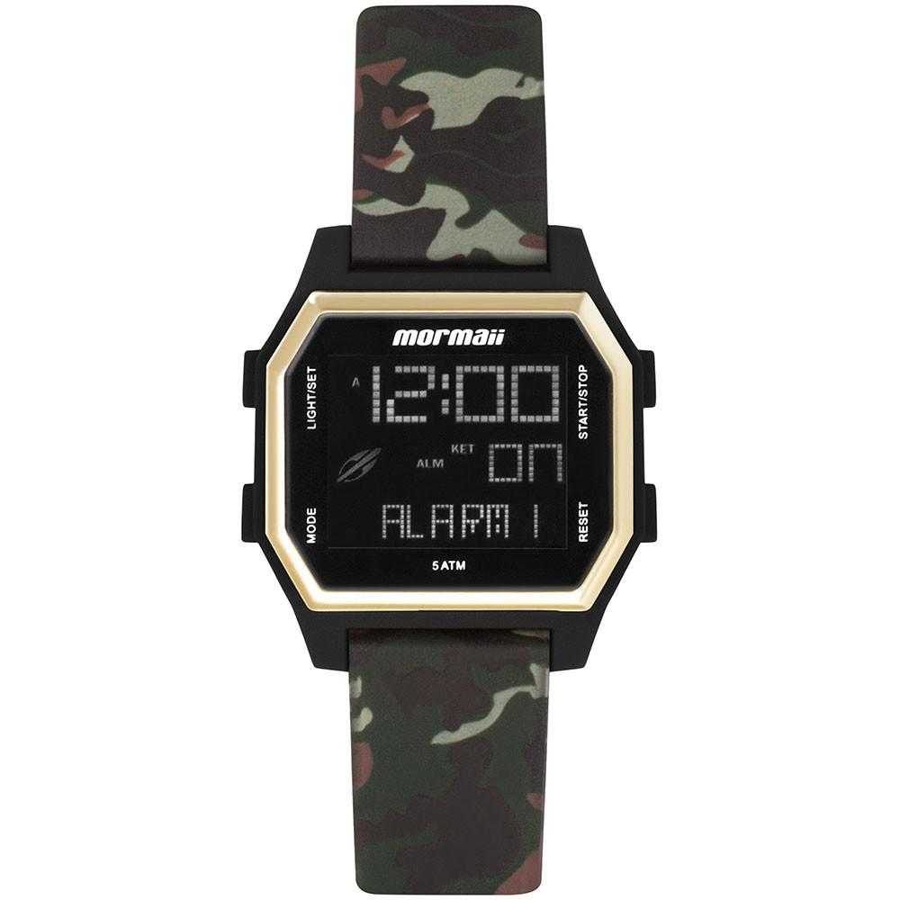 Relógio Mormaii Camuflado MO3124AC/8D